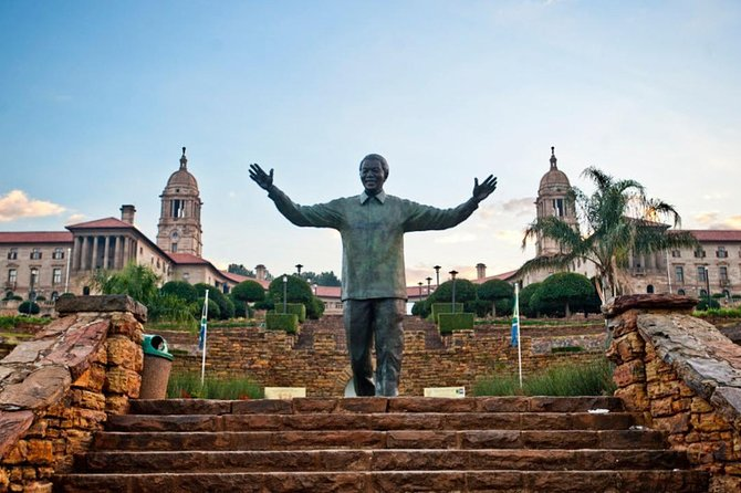 Pretoria City 4 Hours Private Guided Tour with Pick Up