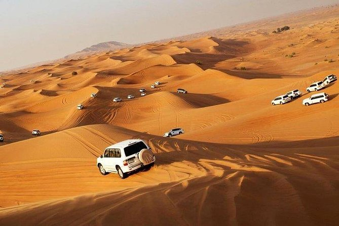 Dubai Desert Safari Overnight