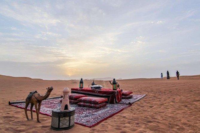 Dubai Desert Safari Morning Adventure