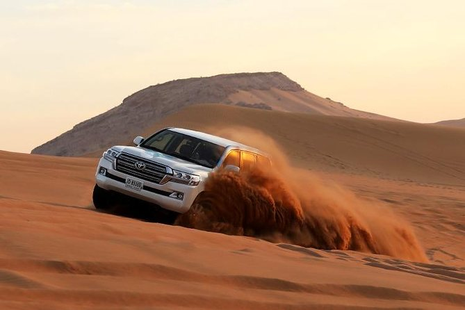 Dubai Desert Safari Morning Adventure