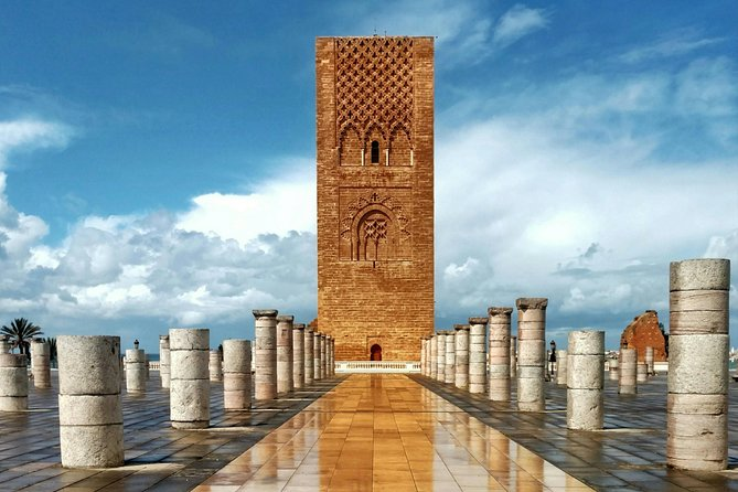 Private Full Day Guided Excursion of Casablanca, Rabat and Salé
