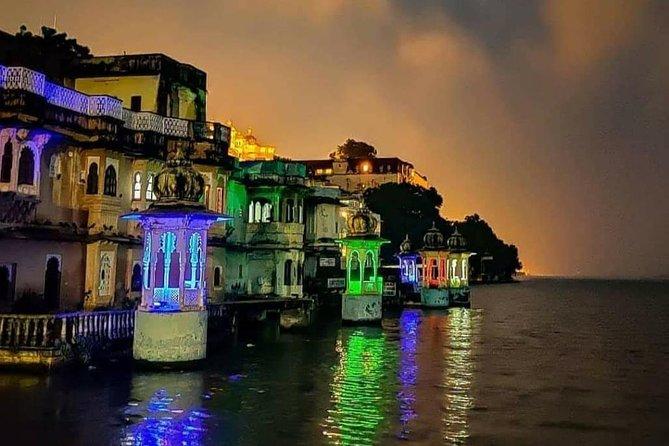 6 Days Golden Triangle Tour with Udaipur{Delhi, Agra, Jaipur & Udaipur Tour}