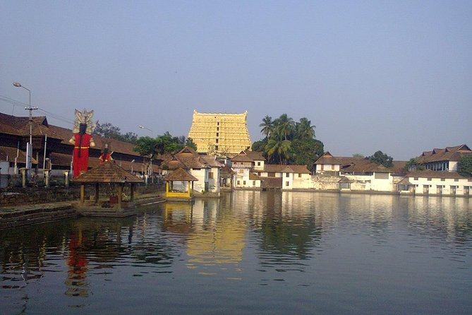 2 hours Walking Tour through Temples of Trivandrum