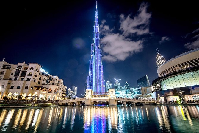 Burj Khalifa : At The Top (124 Floor) Prime Time With Transfer