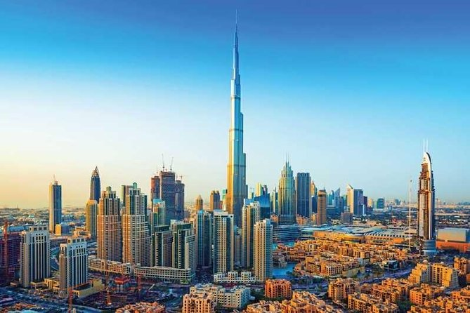 Dubai City Tour + Burj Khalifa 124 Floor (Prime) with Transfer