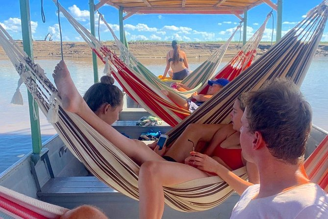 2 Days/1N Amazon Jungle Wildlife Tour &Pampas Pink River Dolphin Tour in ENGLISH