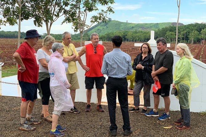 Long Tan Nui Dat battlefield tour