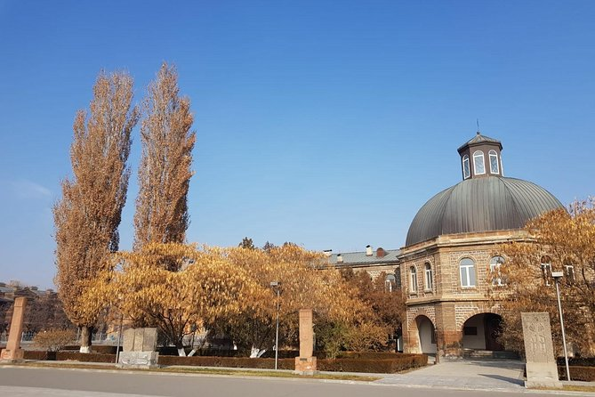 Private Tour to Etchmiadzin Cathedral and Zvartnots