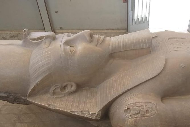 Memphis and Dahshur Private Full-Day Tour with Lunch