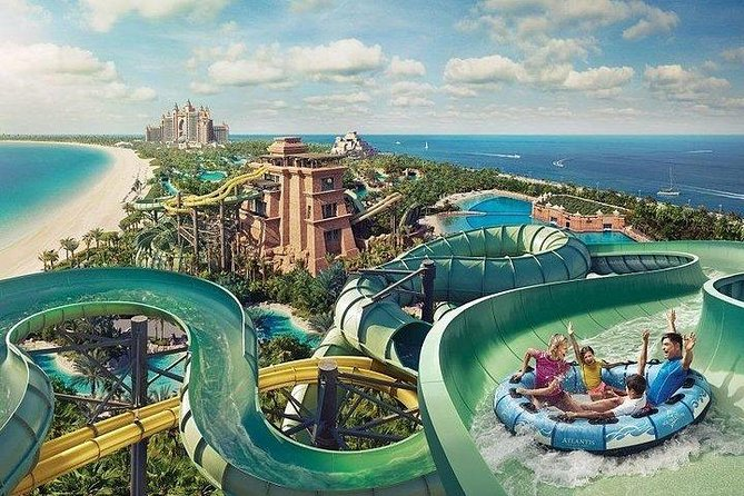 Dubai Wild Wadi Waterpark Ticket with Transfer