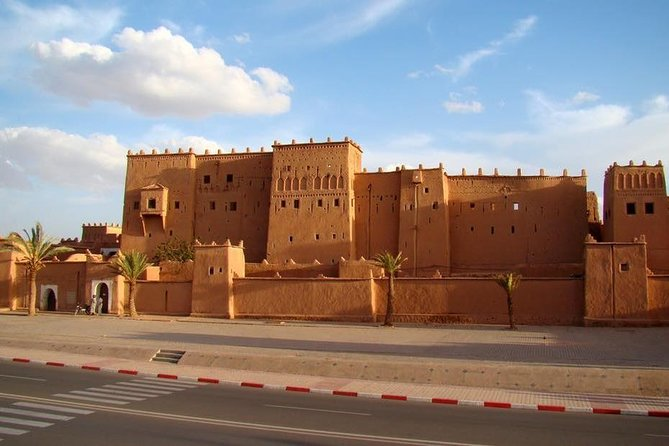 One Day Trip Ouarzazate & Kasbah Ait Ben Haddou from Marrakesh
