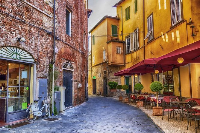 Pisa and Lucca private day tour from Forte Dei Marmi