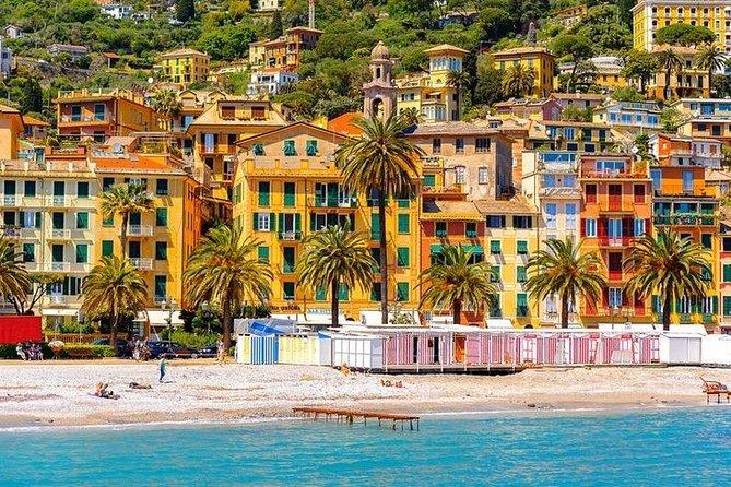 Portofino and Santa Margherita private tour from Forte Dei Marmi