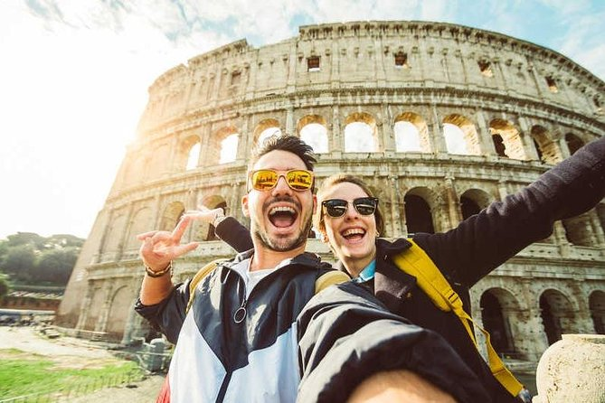 Colosseum Tour, Entry to Palatine Hill and Roman Forum ComBo Tour
