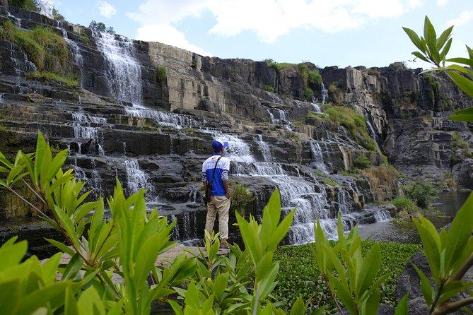Da Lat 3 Waterfalls and Countryside Minivan Shared Tour