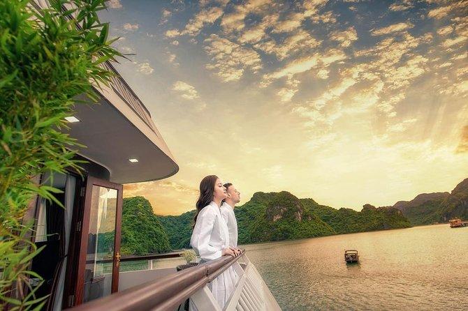 Margaret Cruise - Best Luxury Cruise in Halong Bay