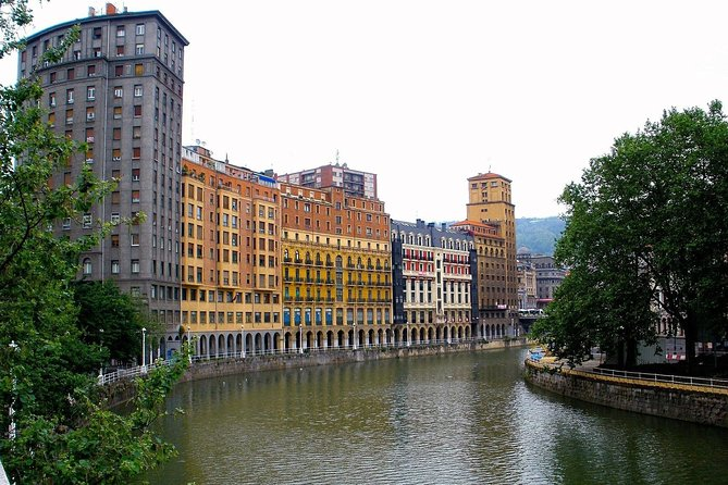 Bilbao Private Walking Tour with Professional Guide