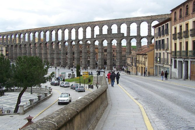 Segovia Private Walking Tour with Professional Guide
