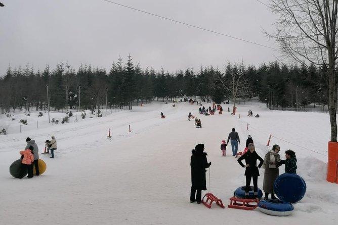 Kartepe ski tour