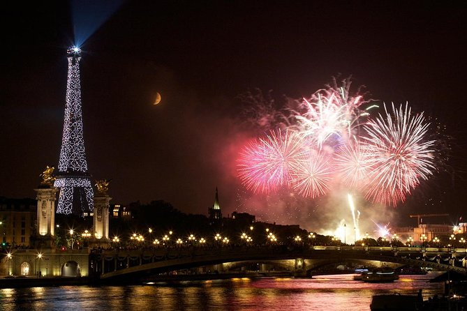 Fireworks a la Francais - 11 Day Tour of Paris, Versailles and Cannes