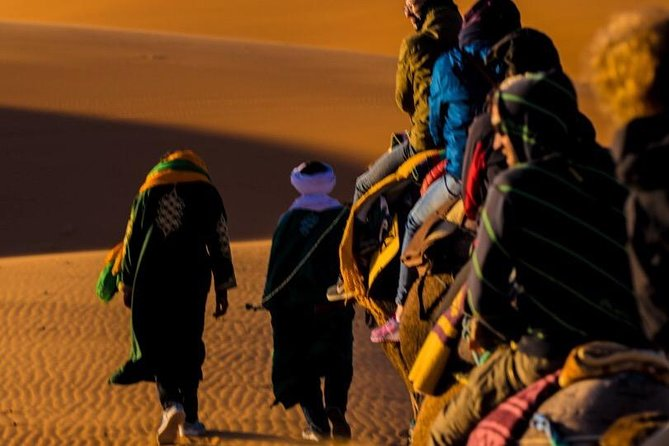 2 Nights Desert in Berber Tents with Camel Ride and Sand-boarding