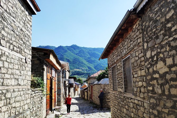 Sheki - small, historical and cultural city of Azerbaijan 2 days, 1 night tour