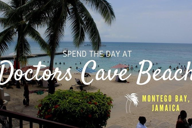 Doctor's Cave Beach and Jimmy Buffet's margaritaville with shopping