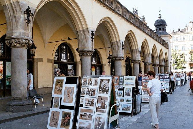 3-hour private tour of Krakow