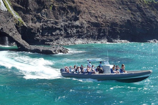 Half-Day Kauai and Napali Exploration & Snorkeling Activity