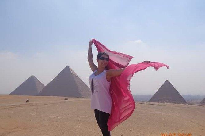 Amamzing Day Tour To Giza Pyramids With Camel Ride & Four Wheeler (ATV)