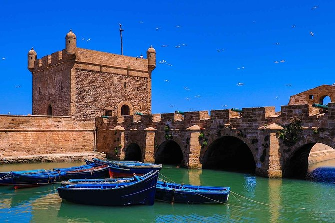 Essaouira Full-Day Trip from Marrakesh with Pick Up