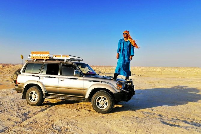 Adventure day tour to the Whale valley, Magic lake, Pottery village by Jeep