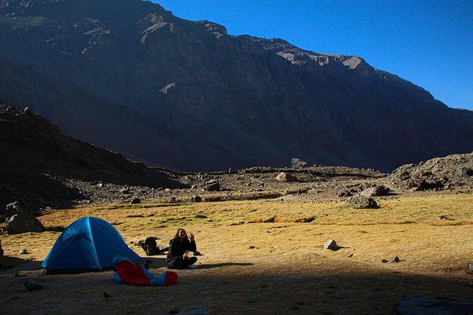 2 days private expedition to La Paloma Glacier