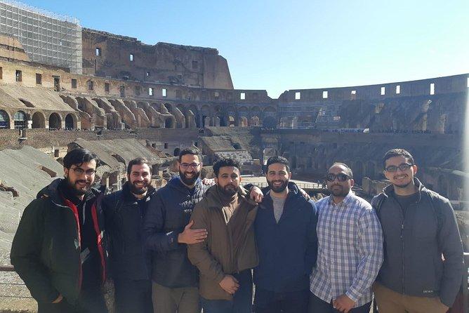 VIP Colosseum Express Tour
