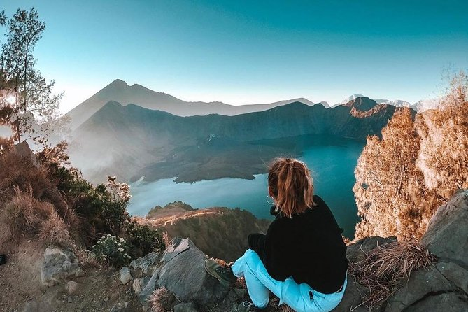Mount Rinjani Lombok volcano trek summit (2days 1night )