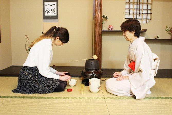 Traditional Japanese Tea Ceremony (Near Tokyo Tower)