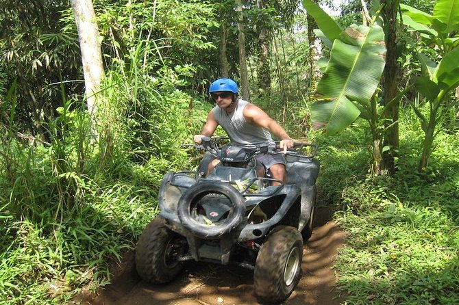 Full-Day Bali ATV Ride Adventure and Exploring Tour to Uluwatu Temple