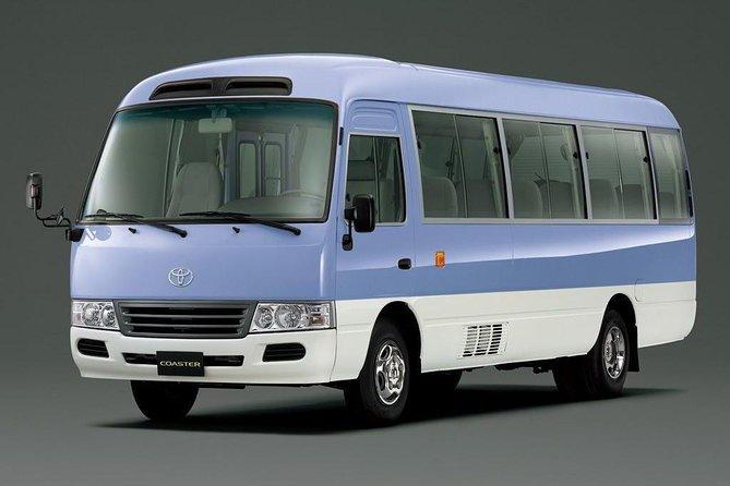 Comfortable Ac Coaster Toyota Bus From Pokhara to Kathmandu