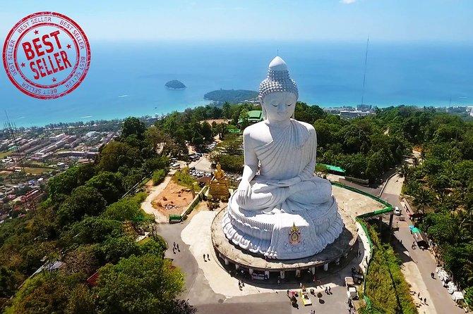 Private Tour: Amazing Phuket Island & Big Buddha Guided Tour
