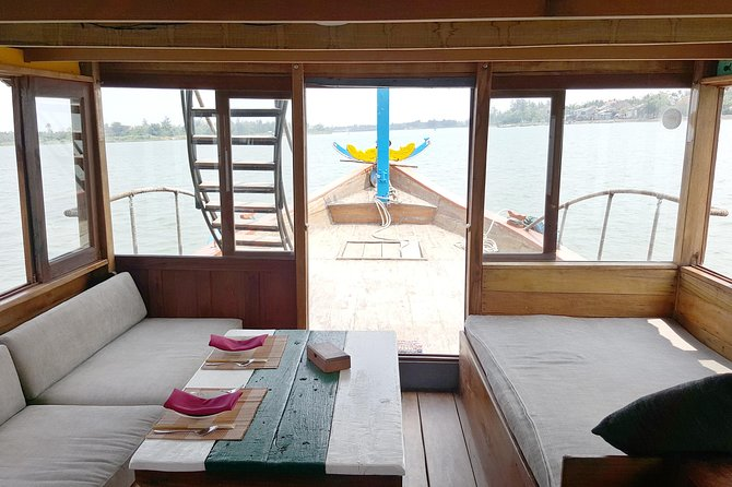 Hoi An Wellness River Cruise