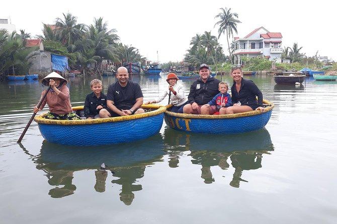 Hoi An Eco Tour: Biking- Basket boat- Buffalo ride with Local foods