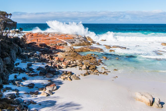 2-Day Tas East Coast Escape Tour including Bay of Fires, Wineglass Bay & Devils