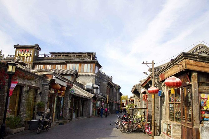Beijing Hutong Culture Experience with Airport Transfer