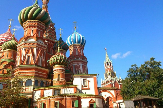 Private Visit to Saint Basil's Cathedral