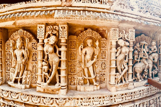 Private Full Day Trip to Modhera, Patan and Sidhpur with Lunch