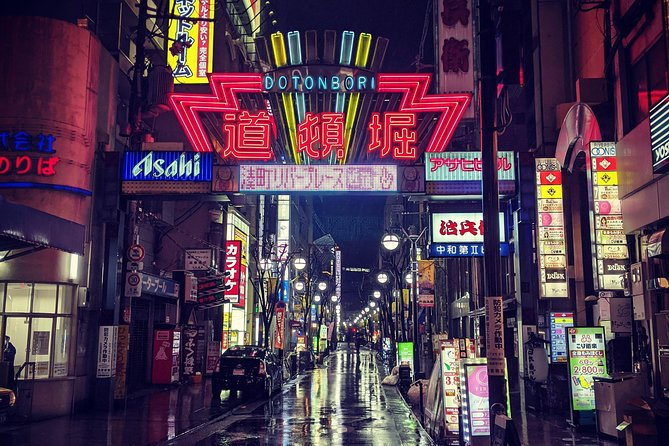 【100 % customized private tour!】EAT&DRINK+Practice Survival Japanese!