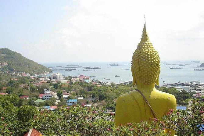 Koh Si Chang Day Tour from Bangkok with Lunch