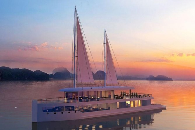 Jade Sails Day Cruise - Luxury Ha Long Bay & Lan Ha Bay 1 Day Tour