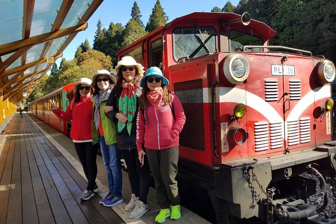 Full-Day Tour to Alishan National Park from Kaohsiun