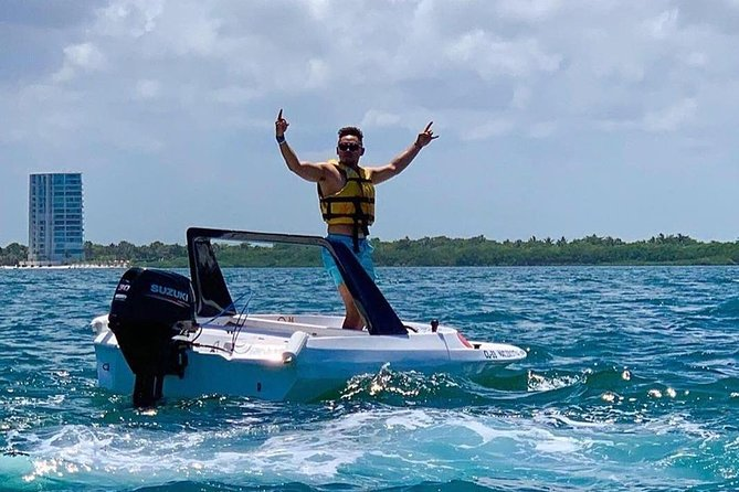 Speed-boat with Snorkel - Jungle Tour Individual